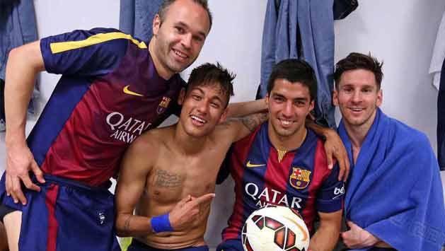 Tres goles de Suárez para la goleada 8-0 de Barcelona ante Córdoba