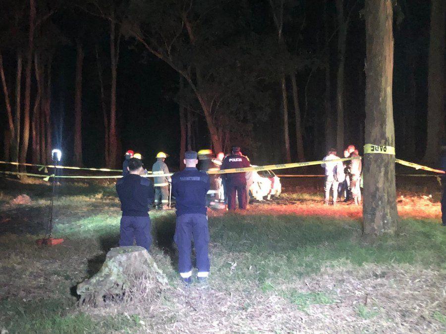 Un hombre fue encontrado calcinado dentro de su vehículo en Parque Roosevelt