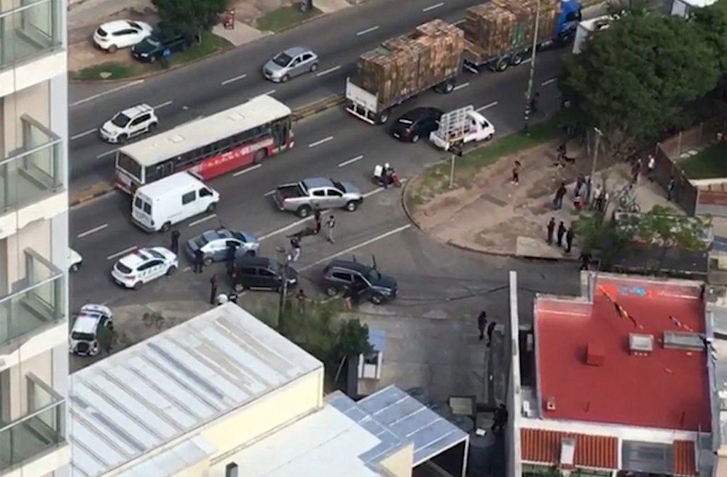 Prisión preventiva por 120 días para 3 de los 4 detenidos cerca de Nuevocentro Shopping