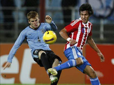 Adrián Gunino ya es jugador de Peñarol