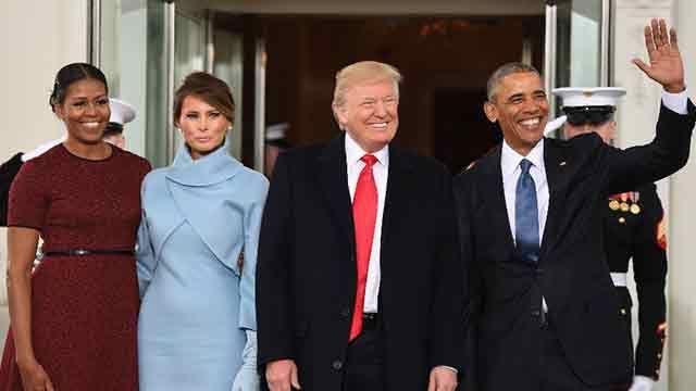 Ya comenzó la Era Trump: mirá la tramisión en vivo desde Washington