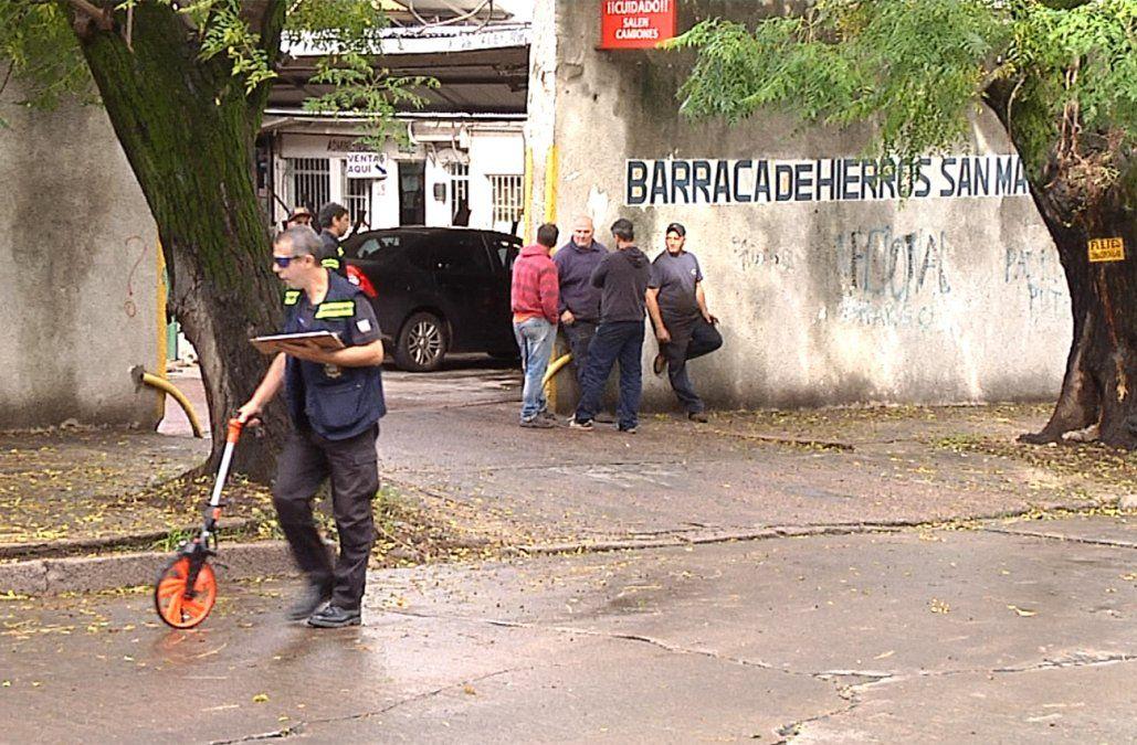 Falleció el policía retirado baleado en un intento de rapiña a una barraca