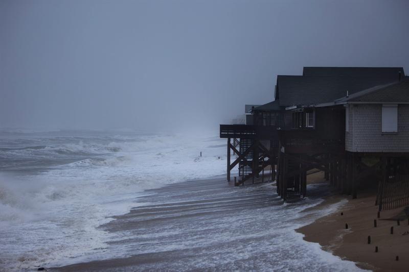 Bloomberg pidió evacuación urgente de zonas peligrosas