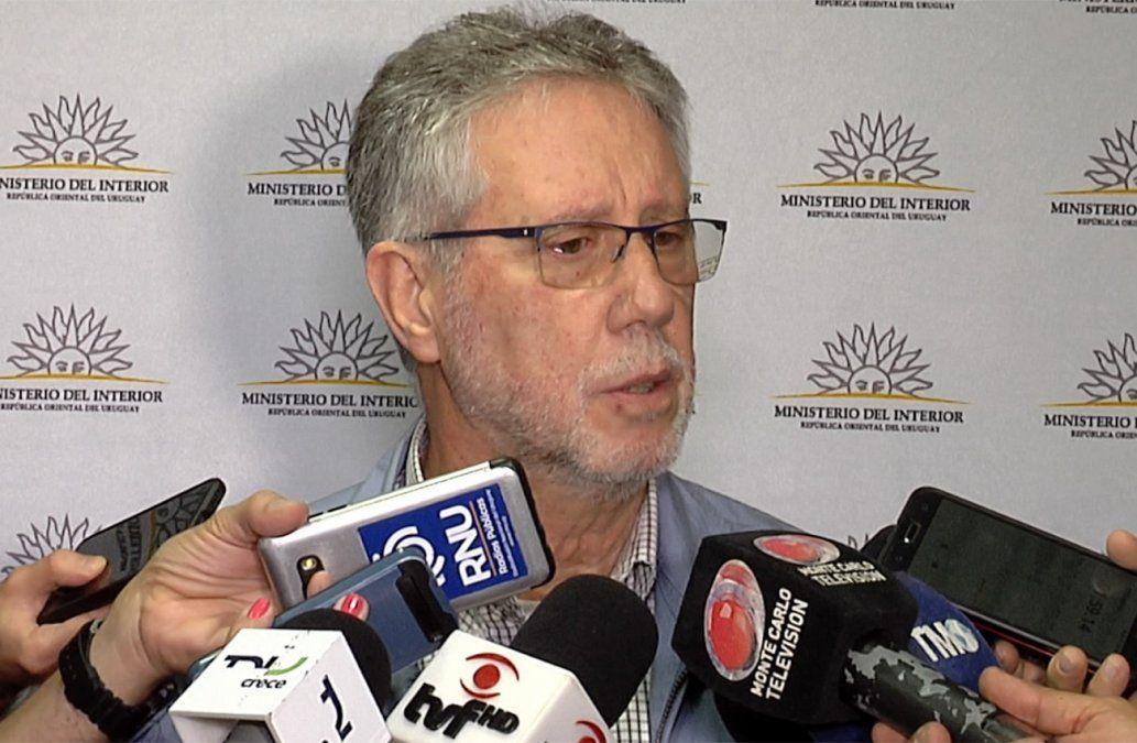 Jorge Vázquez descartó usar a militares para reforzar seguridad interna