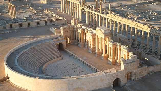 Matanza del Estado Islámico: 400 niños y mujeres muertos en Palmira