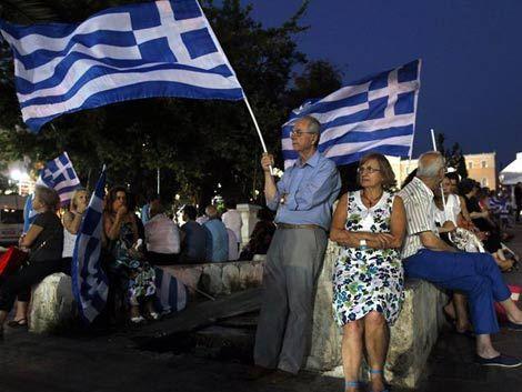 Elecciones en Grecia bajo la atenta mirada del mundo