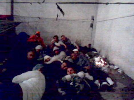 Más de 100 presos se quedarán en patio del Comcar