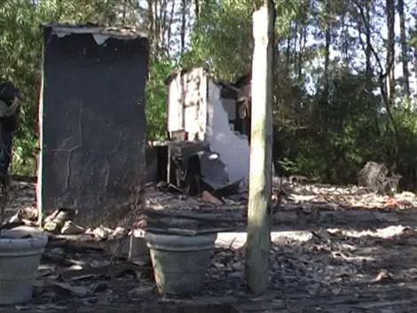 Piromaníaco de Oceanía del Polonio quemaba casas por venganza