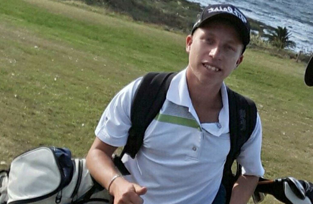 Se entregó un hombre que confiesa haber matado al joven golfista del Cerro