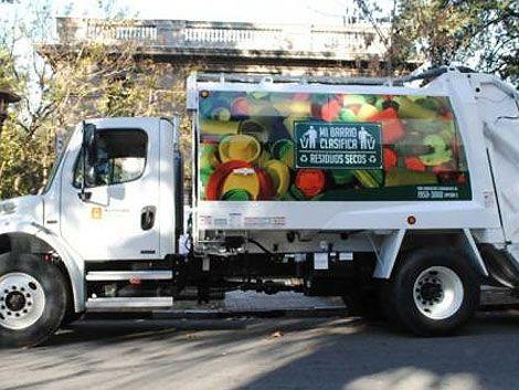 IM lanzó campaña de recolección de residuos secos en Pocitos