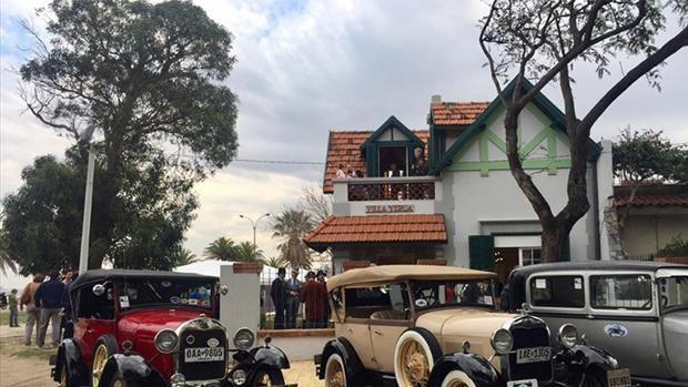 Se reinauguró Villa Yerúa en aniversario de la muerte de Gardel