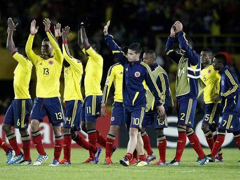 Colombia derrotó 4-1 a Francia en Mundial Sub20