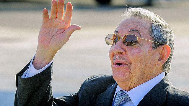 """""""La cosa va bien"""", dijo Castro sobre intercambio de embajadores con EEUU"""