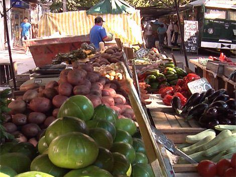 Bajan 30% precios de hortalizas y tomates; suben los de frutas