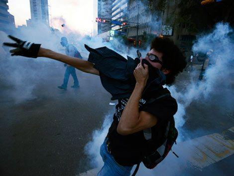Venezuela: dos muertos en enfrentamientos este jueves
