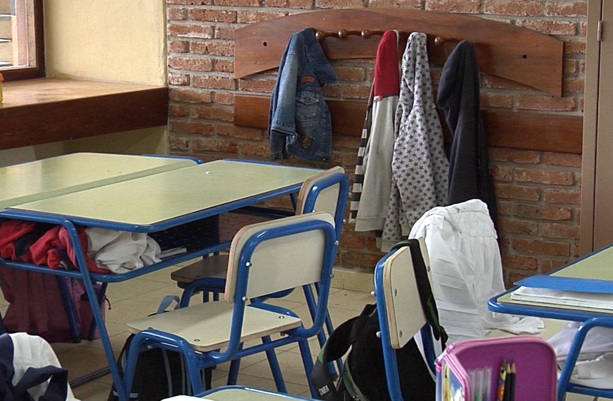 No descansaremos hasta que los días de paro los niños tengan comida, dijo Robert Silva
