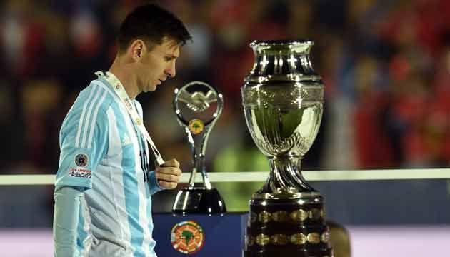 ¡Chile es campeón de América!  Le ganó por penales a Argentina
