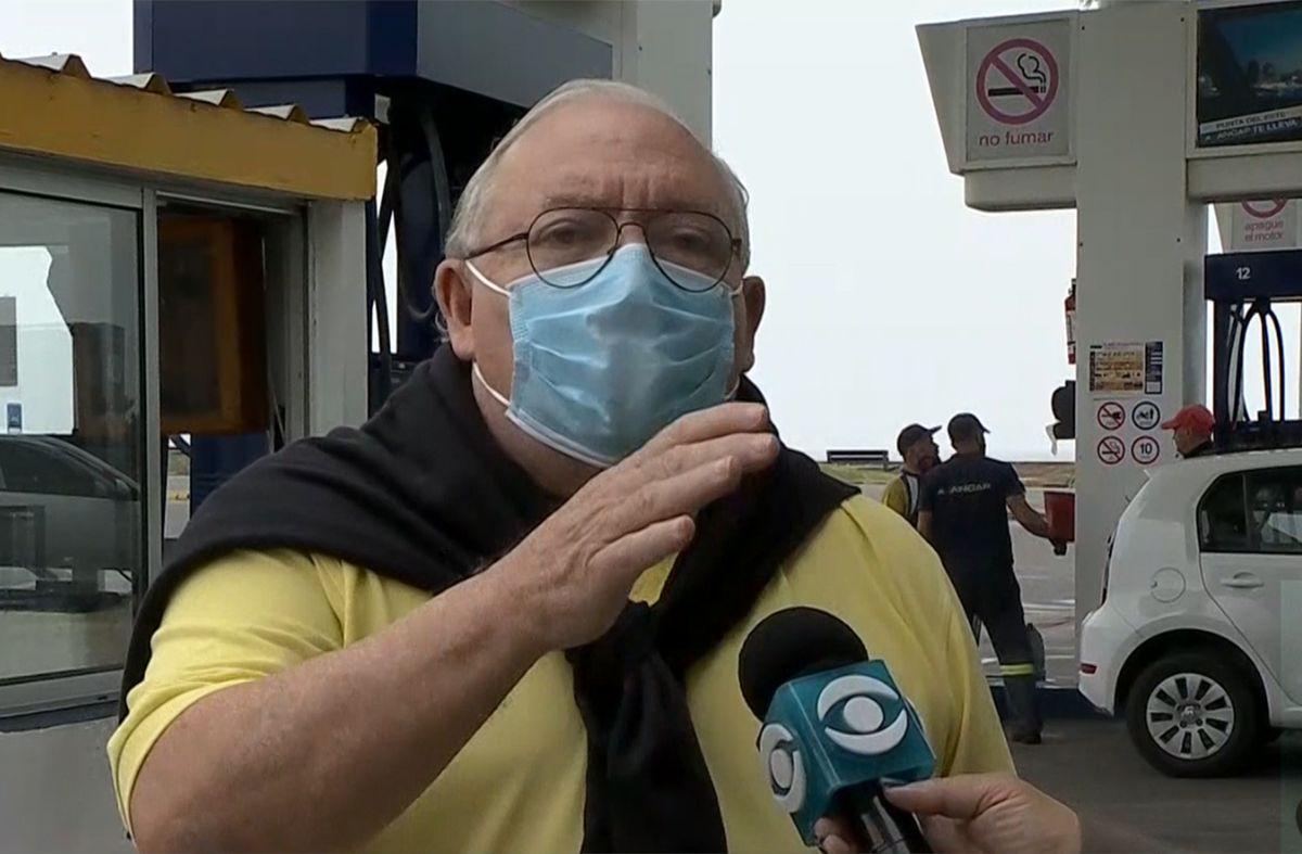 La situación de las estaciones ya es más que preocupante, dijo Daniel Añón