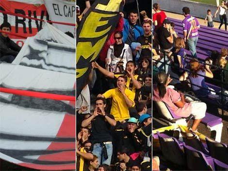 Ya juegan Peñarol y Juventud en el Centenario