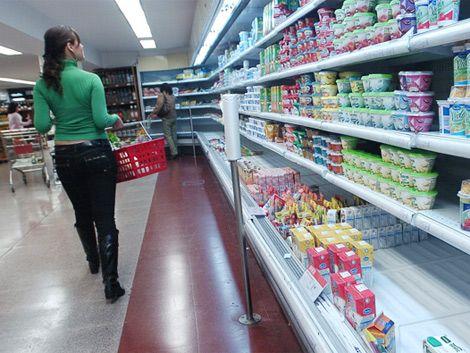 Productos de supermercado subieron de precio antes del acuerdo