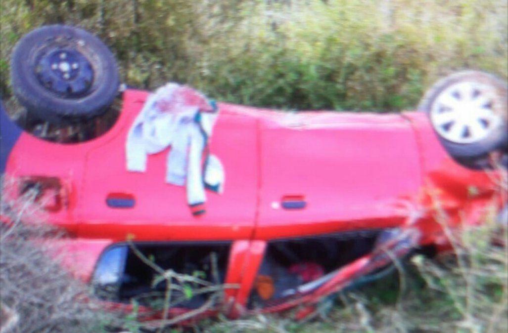Un muerto en siniestro de tránsito en Ruta 26, Cerro Largo