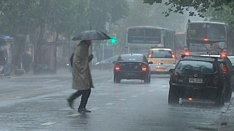 Fin de semana con tormentas y lluvias, según Meteorología; hay alerta