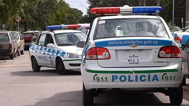 Insólito: delincuente robó un patrullero, chocó y lo procesaron