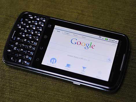 Google compró la división fabricante de celulares de Motorola