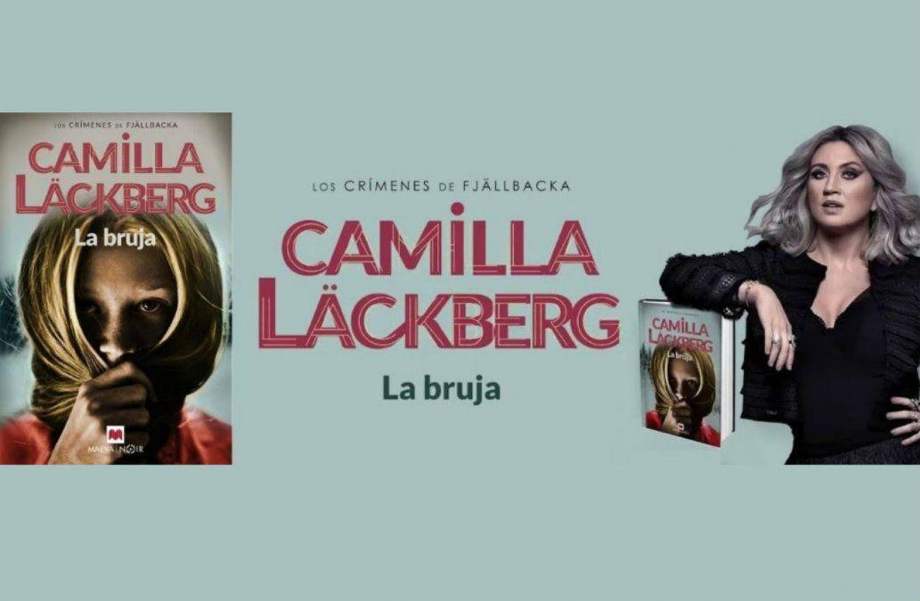 La aclamada autora Camilla läckberg llega a Uruguay