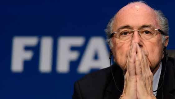 """La advertencia de Blatter: """"Perdono a todo el mundo, pero no olvido"""""""