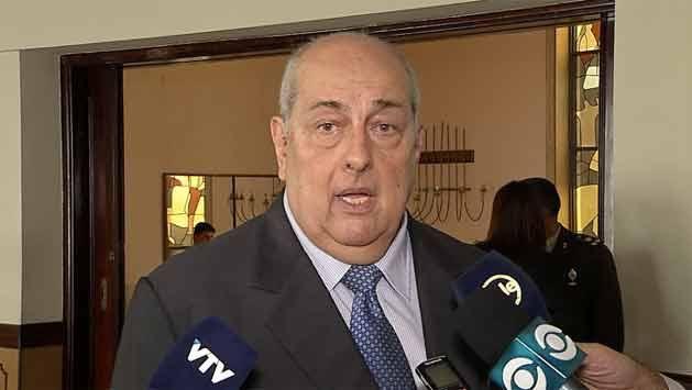 Polémicas declaraciones del presidente del Centro Militar por desaparecidos