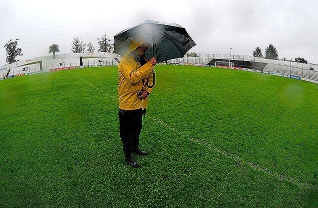 Fin de semana sin fútbol: se suspendió la sexta fecha por las inclemencias climáticas