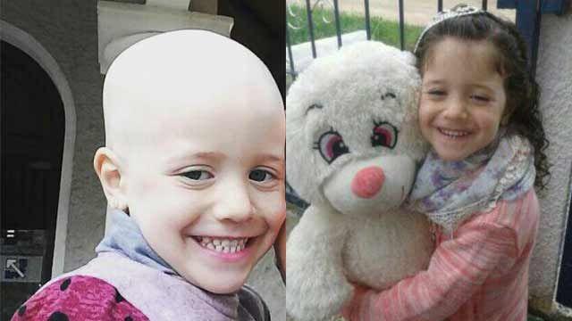 A sus 4 años, Priscila lucha contra el cáncer y necesita la ayuda de todos