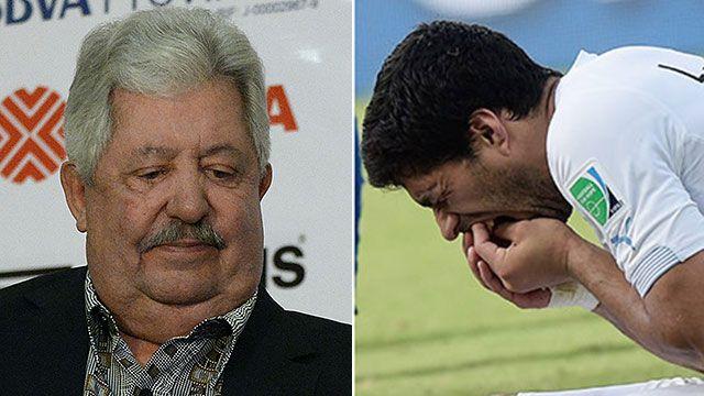 #FIFAGATE: si Suárez acepta, la Mutual pedirá el fin de la suspensión