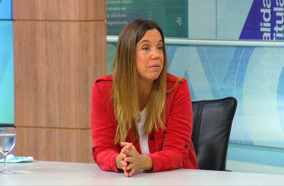 Pilar Moreno llamó a no alarmarse ante ingreso de nuevas variantes y recomendó vacunarse