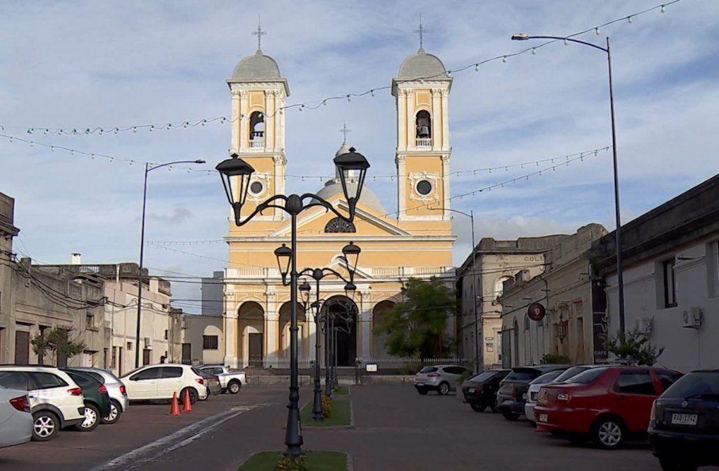 Sacerdote de la catedral de Minas.