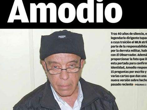 Historiadora y extupamara pide cautela por aparición de Amodio