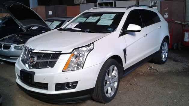 El próximo jueves rematan vehículos incautados al narcotráfico