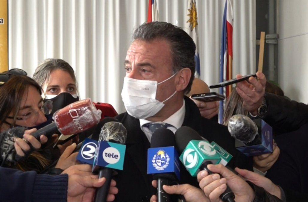 Ministro Daniel Salinas