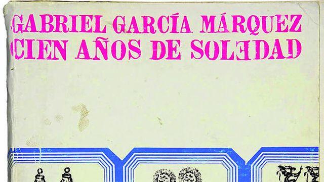 Roban primera edición de Cien años de soledad en Bogotá