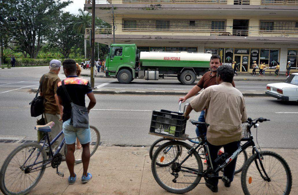 Accidente aéreo en La Habana: La explosión estremeció todo