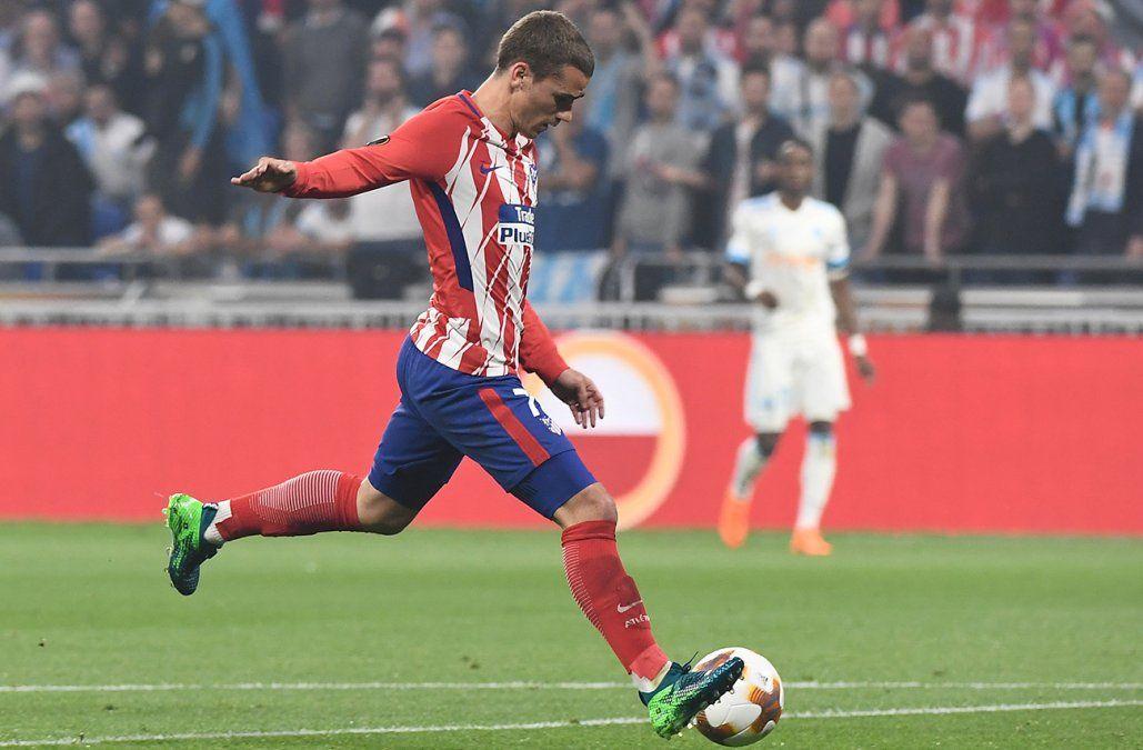 Antoine Griezmann deja Barcelona y vuelve cedido al Atlético de Madrid