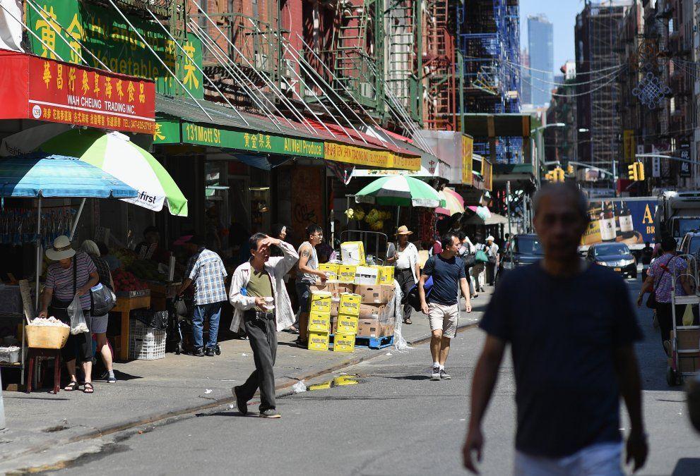 Cuatro indigentes fueron golpeados a muerte en Nueva York