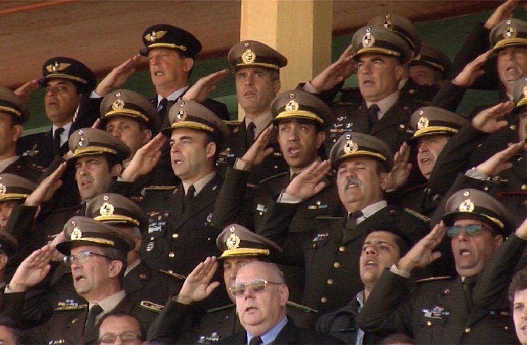 Al Frente le faltó un voto para aprobar el impuesto a jubilados militares