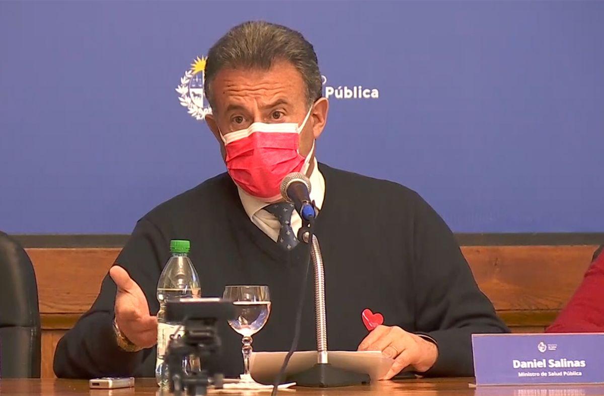 Salinas señalo impacto negativo de la pandemia en las enfermedades no transmisibles