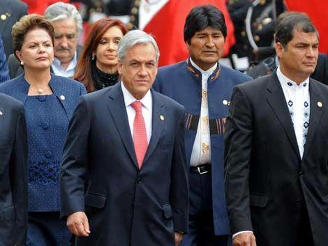 Presidentes sudamericanos a EE.UU: Insensato e irresponsable