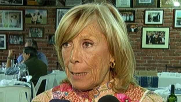 """Amelita Baltar comió con Mujica y dijo que es """"el presidente de la vida"""""""
