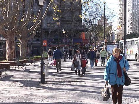 Jornada otoñal con máxima de 17°C en Montevideo