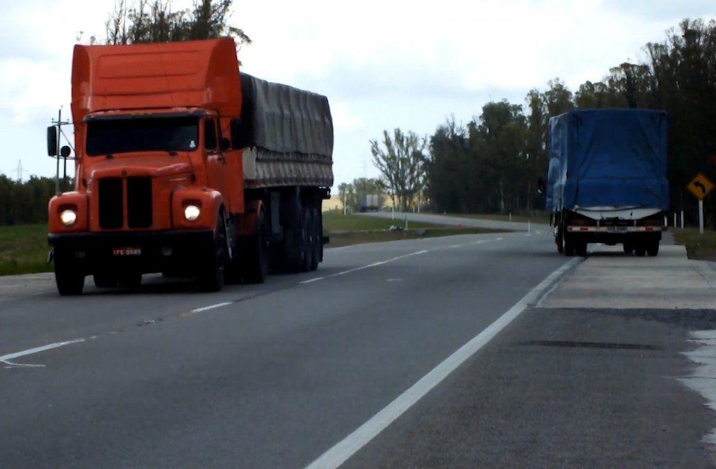 Se aplican casi 1.000 multas anuales por irregularidades en el transporte de carga
