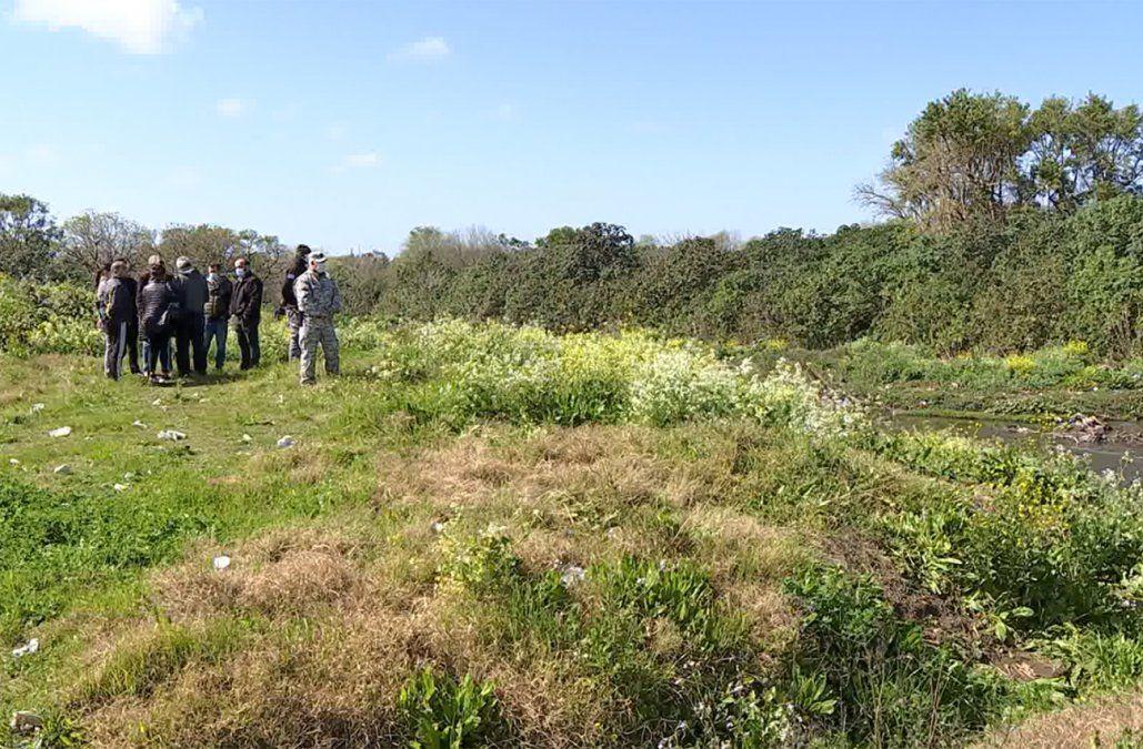 En Arroyo Pantanoso, encuentran cuerpo de mujer que estaba desaparecida desde el lunes